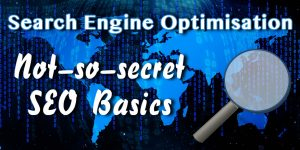 Not-so-secret SEO Basics
