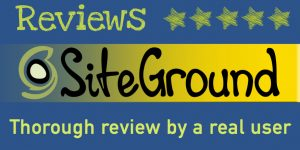 Thorough review of SiteGround from a real user