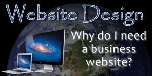 Why do I need a business website