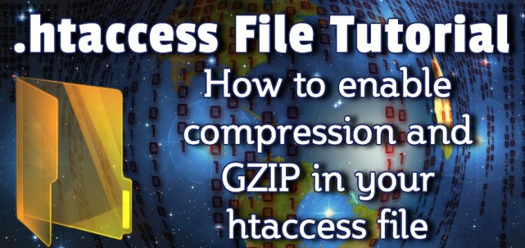 Using htaccess for Compression